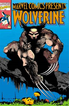 True Believers Wolverine Blood