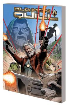 Old Man Quill Tp Vol 01 Nobody