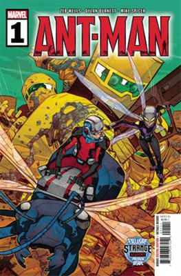 Ant-Man #1 (Of 5)