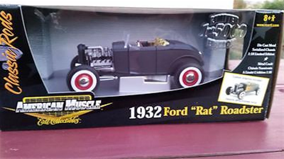 1932 FORD RAT ROADSTER