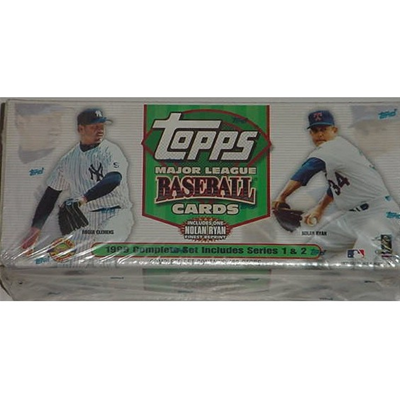 99 Topps Baseball Set Factory