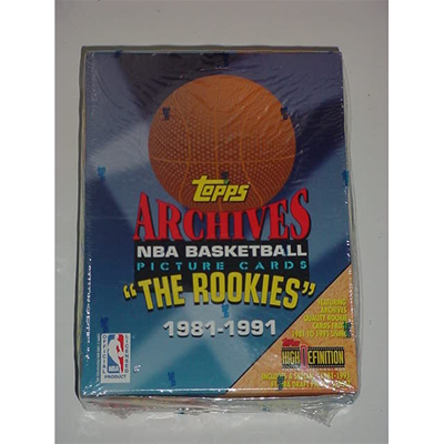 93 Topps Archives Bskt Box