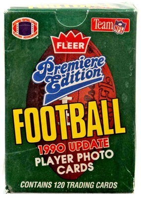 90 FLEER FB UPDATE SET