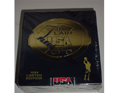 94 Flair Team USA Bskt Box
