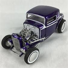 1932 FORD COUPE Purple