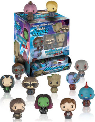 GOTG2 PINT SIZE HEROES PACK