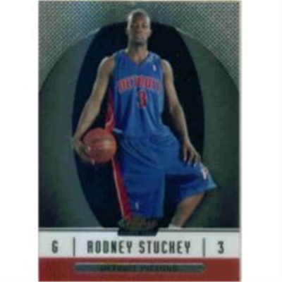 2006/7 Finest Rodney Stuckey