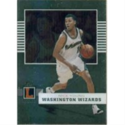 2007/8 Letterman Nick Young RC