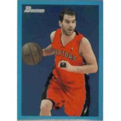 2009/0 B48 Jose Calderon BP