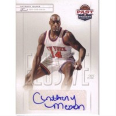 2011/2 P&P Anthony Mason AU