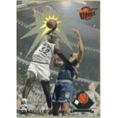 1992/3 Ultra Shaquille ONeal