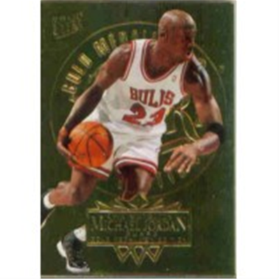 1995/6 Ultra Michael Jordan GM