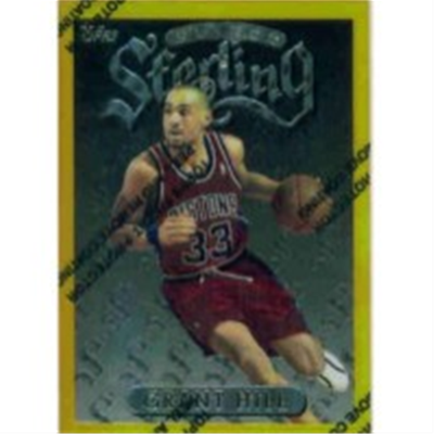 1996/7 Finest Grant Hill G