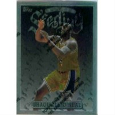 1996/7 Finest Shaquille O