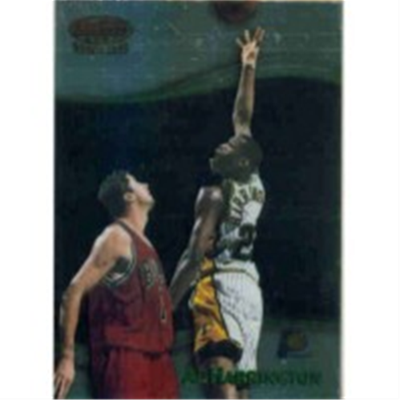 1998/9 B Best Al Harrington RC