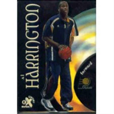 1998/9 E-X Al Harrington RC
