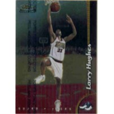 1998/9 Finest Larry Hughes RC
