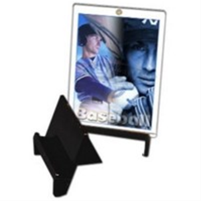 Card Stand Black Pro Mold
