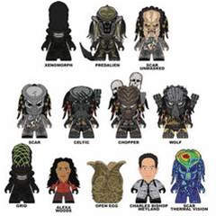 Alien Vs Predator Titans Pack