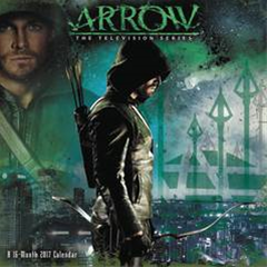 Arrow 2017 Wall Calendar (C: 1