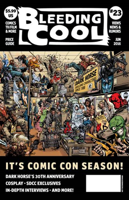 Bleeding Cool Magazine #23 (Mr