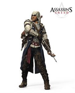 Assassins Creed A/F - Connor