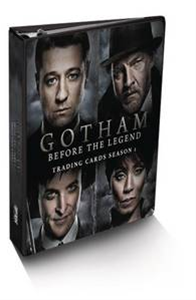 Gotham Season One T/C Binder (