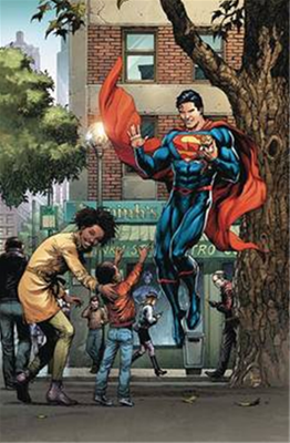 Action Comics #972 Var Ed