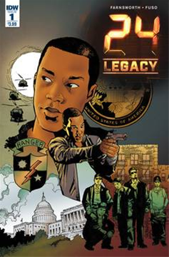 24 Legacy Rules Of Engage #1