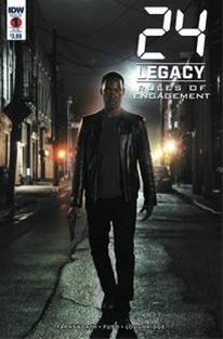 24 Legacy Rules Of Engage #1 V