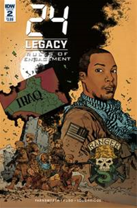 24 Legacy Rules Of Engage #2