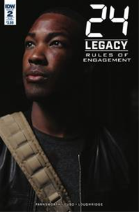24 Legacy Rules Of Engage #2 V