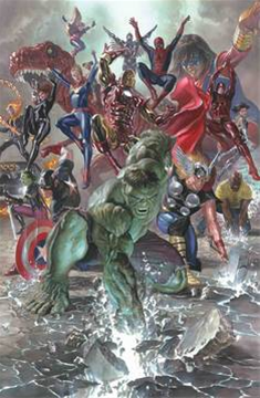 Legacy By Alex Ross Poster