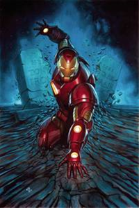 Invincible Iron Man By Granov