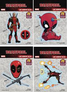 Deadpool Px Decal Pack (C: 1-1