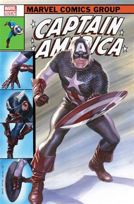 Captain America #695 By Ross P