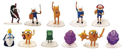 Adventure Time Buildable Figur