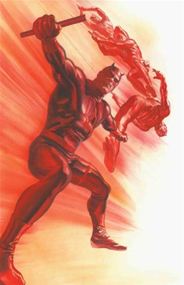 Daredevil #600 By Alex Ross Po