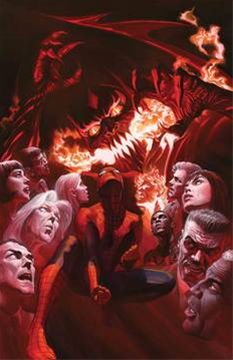 Amazing Spider-Man #800 By Ale
