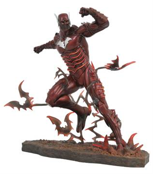 Dc Gallery Metal Red Death Pvc