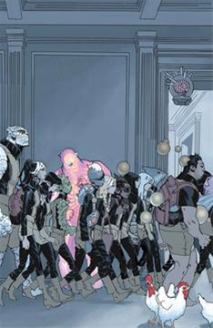Age Of X-Man Nextgen #1 (Of 5)