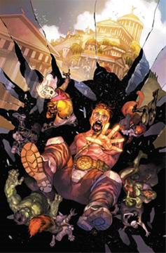 Avengers No Road Home #1 (Of 1