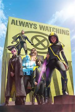 Age Of X-Man X-Tremists #1 (Of