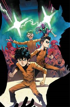 Adventures Of The Super Sons #
