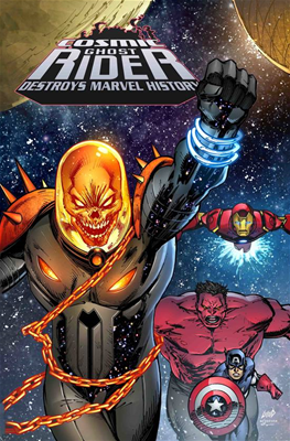 Cosmic Ghost Rider Destroys #1