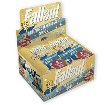 Fallout Trading Card Series 2