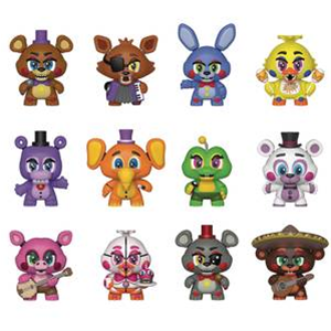 Mystery Minis FNAF MM BX