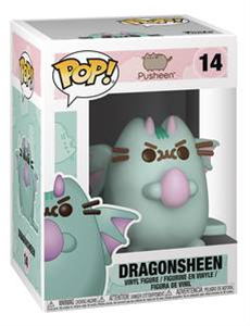 Pop Pusheen Dragonsheen Vinyl
