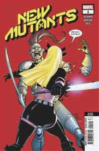 New Mutants #1 2nd Ptg Camunco