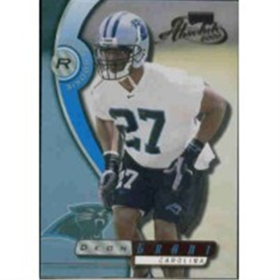 2000 Absolute Deon Grant RC